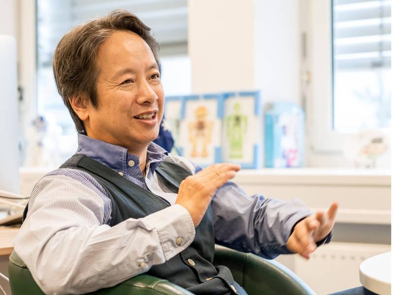 Interview with Professor Gordon Cheng, TUM